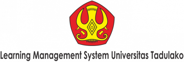 Learning Management System Universitas Tadulako